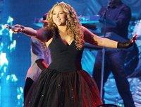 Mariah Carey se comió a Sao Paulo (a la vista de las fotos, literalmente)