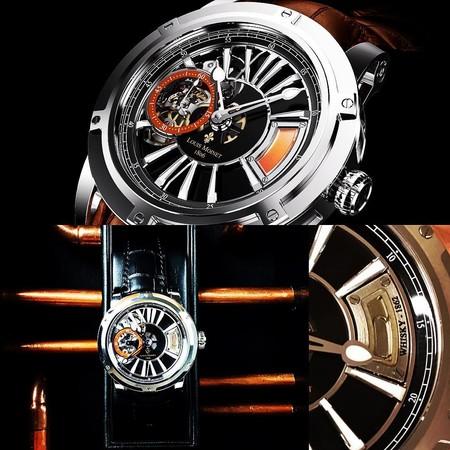 Si te gustan los relojes caros y el whisky, hemos encontrado el objeto de lujo definitivo