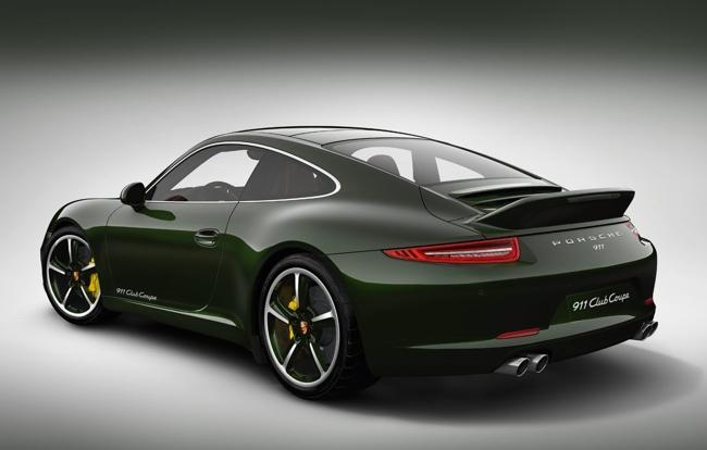 Porsche 911 Club Coupé 02
