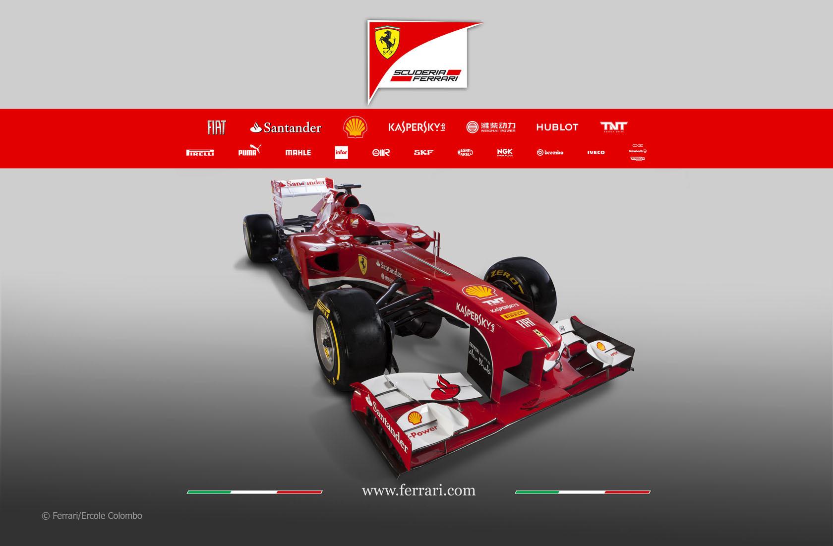 Foto de Ferrari F138 (3/6)