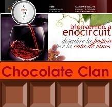 Chocolate Clan y Enocircuit, para catar y degustar