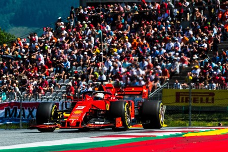 Vettel Austria F1 2019 4