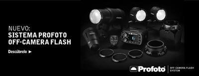 Profoto anuncia su nuevo y mejorado Profoto B2 Off-Camera Flash