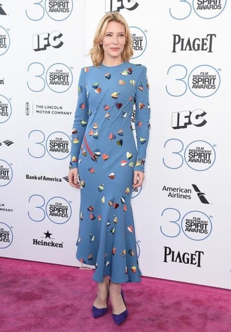 Cate Blanchett de Schiaparelli Couture