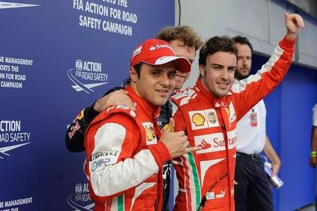 A Fernando Alonso le afecta que su compañero de equipo sea más rápido que él, según Jackie Stewart