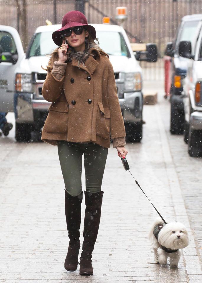 Foto de Top 5-1: Las famosas con mejor street style de 2013 (28/28)