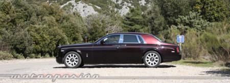 Rolls-Royce Phantom Prueba 26