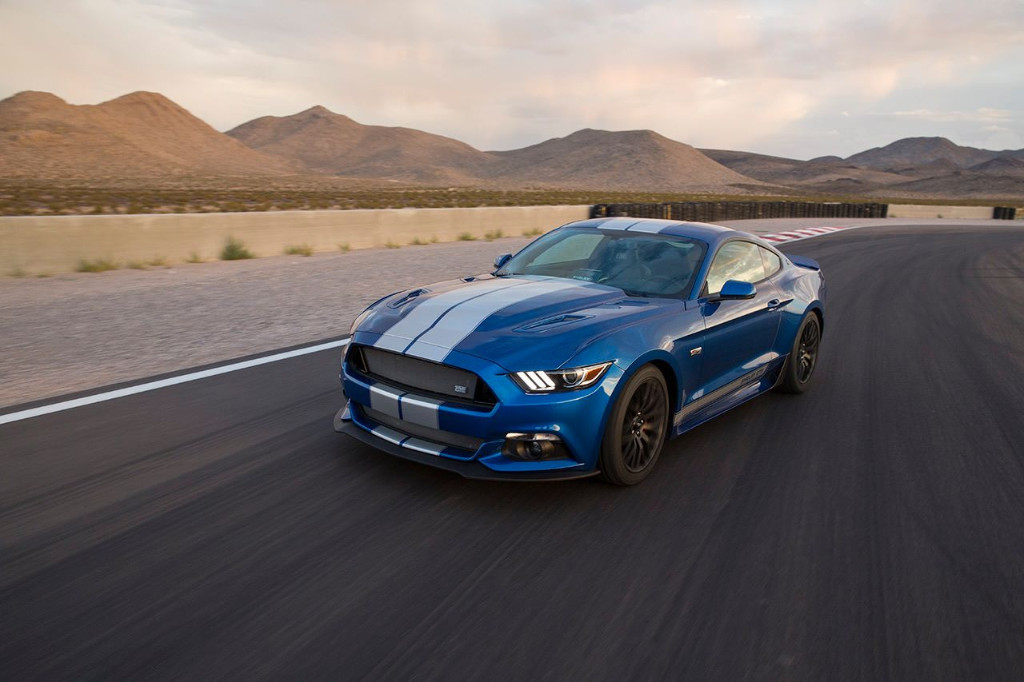 Foto de Ford Mustang Shelby GTE 2017 (11/13)