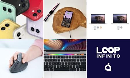 """Un ratón vertical, MacBook Air vs MacBook Pro 13"""", buenas prácticas de carga del iPhone... La semana del podcast Loop Infinito"""