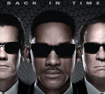 'Men In Black 3', cartel y últimas imágenes