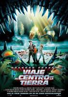 'Viaje al centro de la Tierra', poster y trailer españoles
