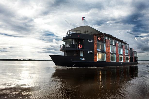Foto de Recorre el Amazonas en un hotel flotante de lujo (4/14)