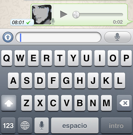 WhatsApp simplifica los mensajes de voz, ya hay más de 300 millones de usuarios activos