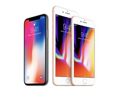 Fecha de lanzamiento y precio oficial del iPhone X, iPhone 8 y iPhone 8 Plus en España y Latinoamérica