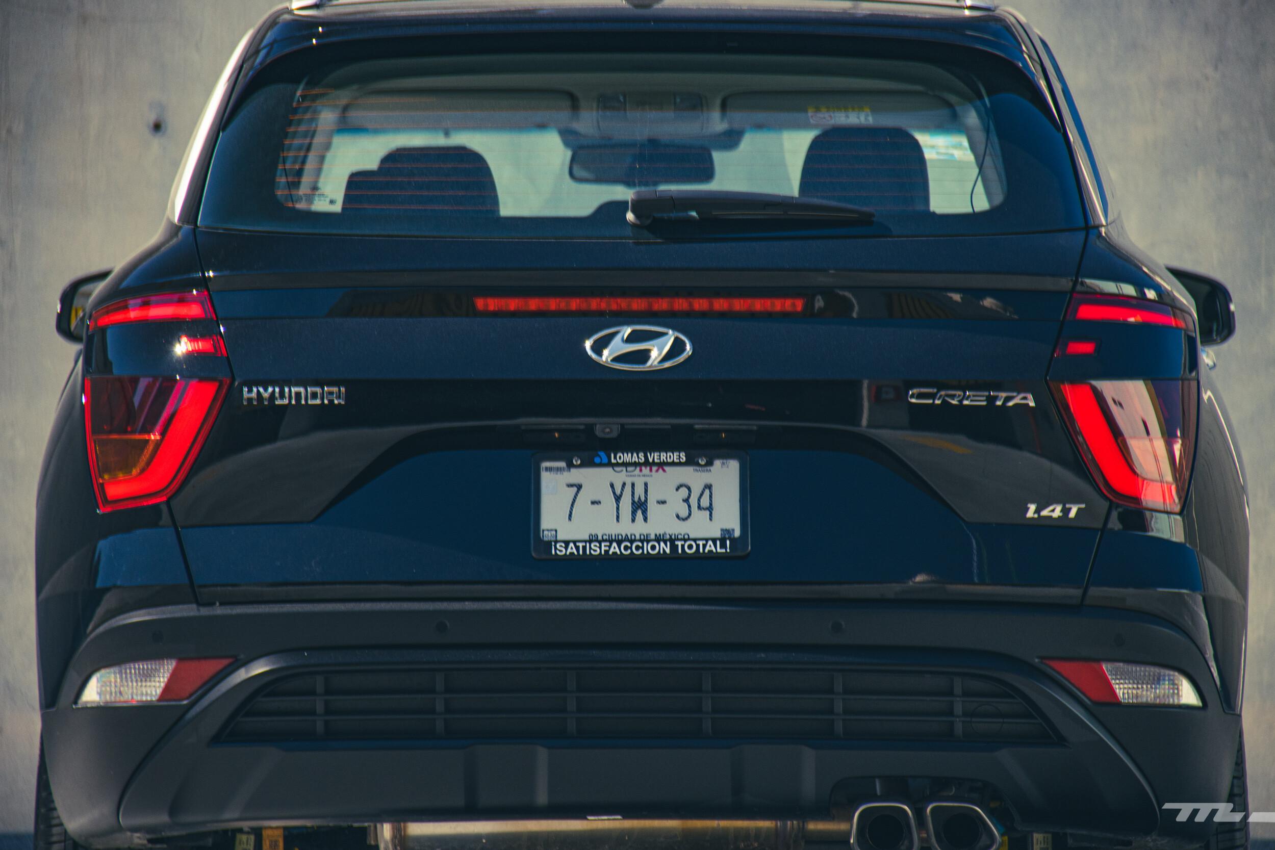 Foto de Hyundai Creta Limited Turbo: prueba de manejo en México (9/43)