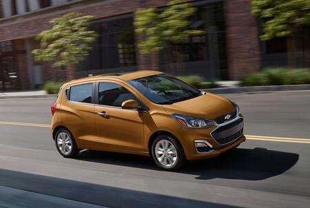 Chevrolet Spark Deja De Venderse En Mexico