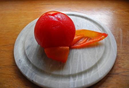 Tomate Piel
