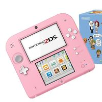 También hay ofertas de primavera para los peques en Amazon: la Nintendo 2DS rosa con Tomodachi Life, sólo cuesta 67,54 euros