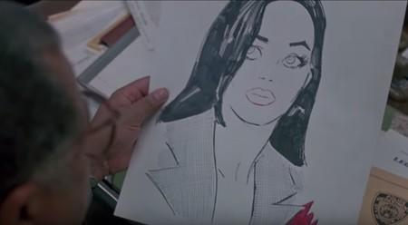 Uno de los dibujos de Colan