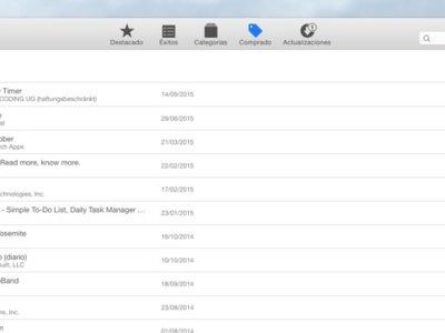 Renovarse o morir: Apple impide que descargues software antiguo de su Mac App Store [Actualizado]