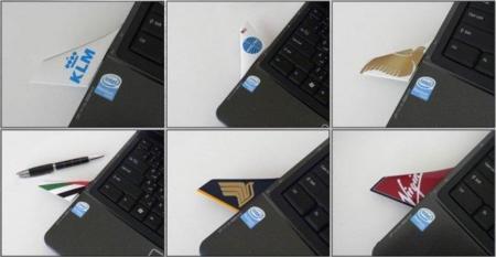 """Memorias USB """"voladoras"""""""
