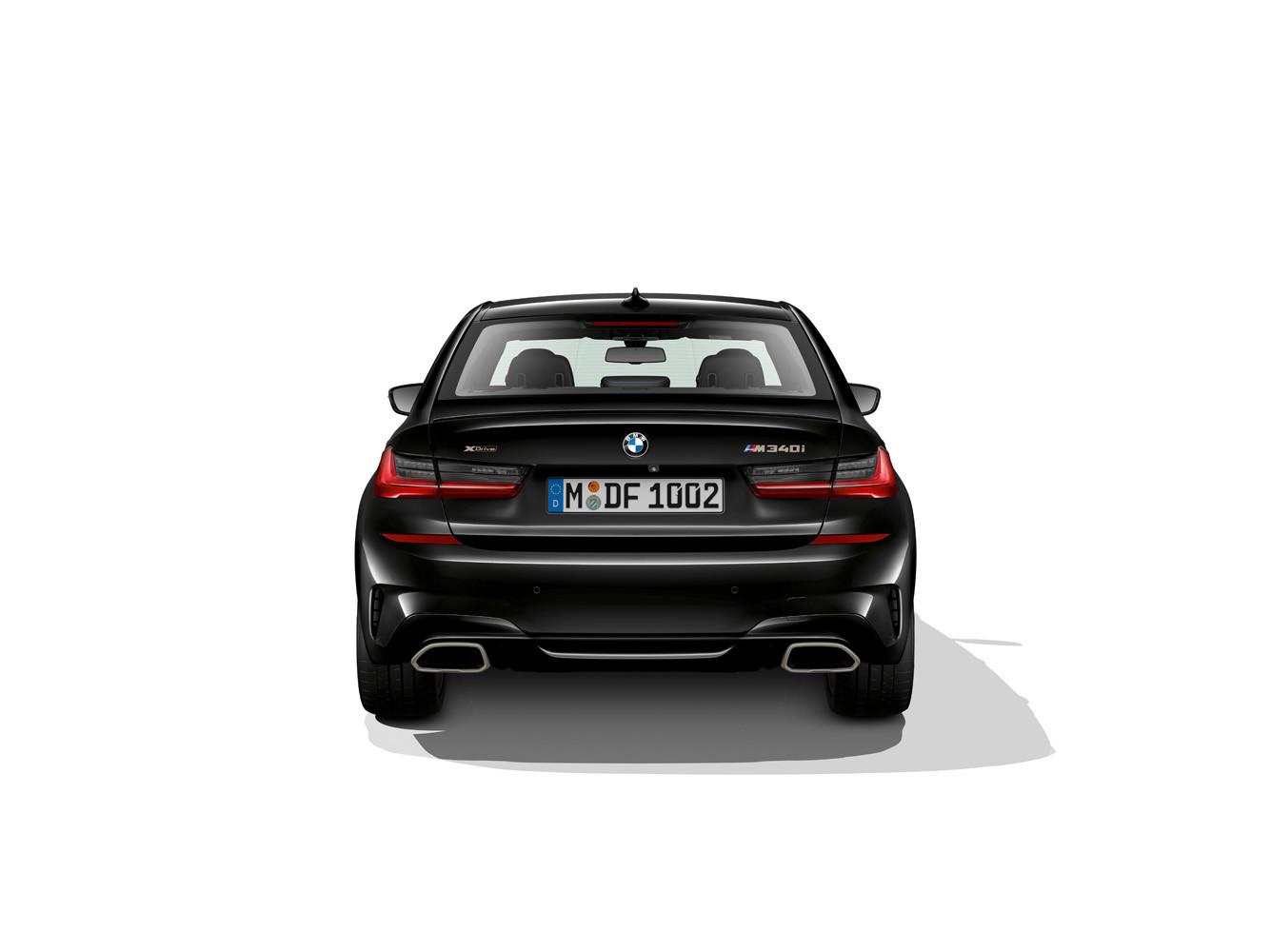 Foto de BMW M340i xDrive sedán (5/12)