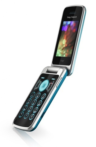 Sony Ericsson T707, el nuevo móvil de Maria Sharapova