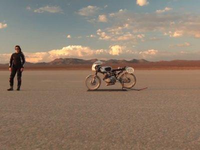 Triple Níquel 555, más que una moto