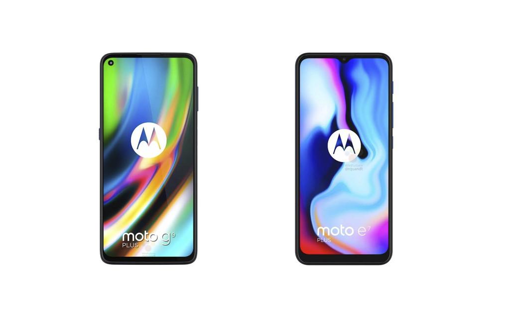 Los Motorola™ Moto™ G9 Plus y Moto™ E7 Plus se filtran al completo días anteriormente de su presentación