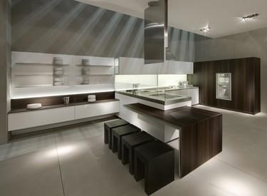 La nueva cocina de Giuseppe Bavuso para Ernestomeda