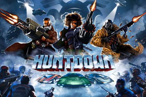 Análisis de Huntdown, un explosivo cóctel retro que emana lo mejor de la acción añeja
