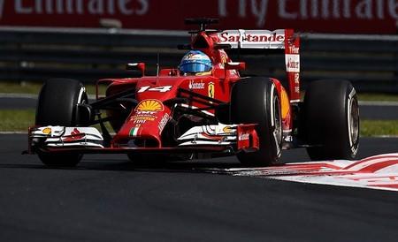 """Fernando Alonso tuvo que """"levantar el pie"""" las últimas vueltas de Hockenheim"""