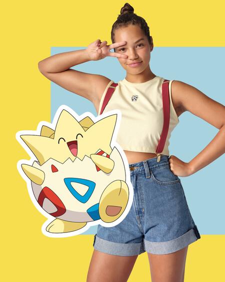Levi's x Pokémon acaba de salir a la venta y ya está arrasando: fichamos las prendas que todavía no están agotadas