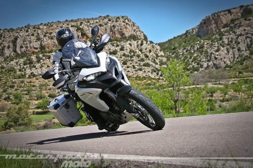 Ducati Multistrada 1200 Enduro, para irte a cualquier parte, literalmente