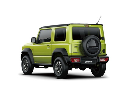 Suzuki Jimny 2019 6