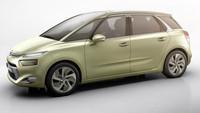 Citroën Technospace, el futuro C4 Picasso