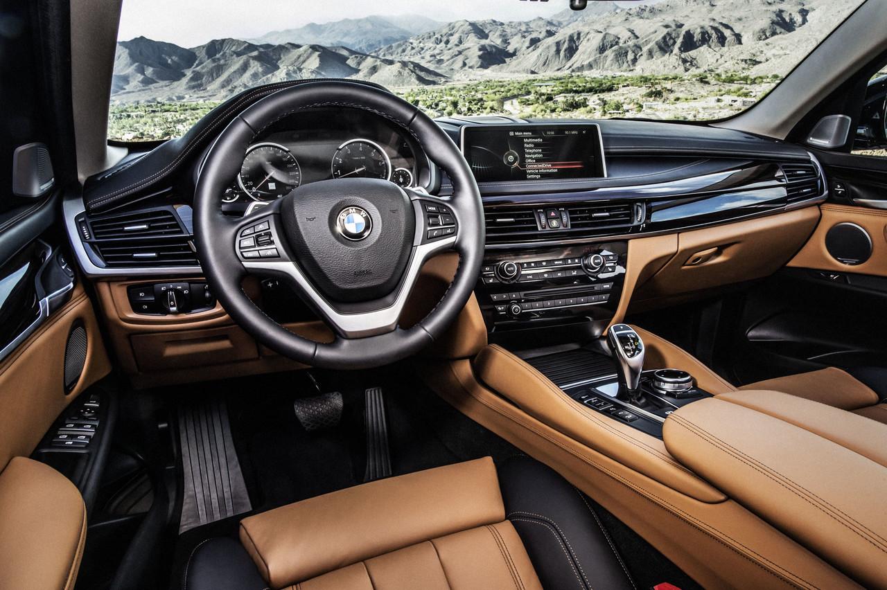 Foto de BMW X6 2014 (43/96)