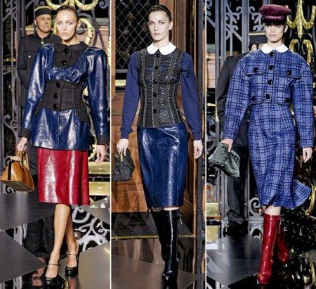 Louis Vuitton azul tendencia