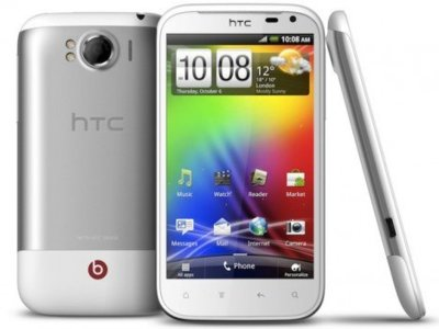 Orange anuncia una edición limitada del HTC Sensation XL