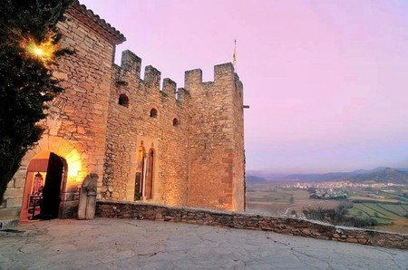 Castillo De Montsonis 1