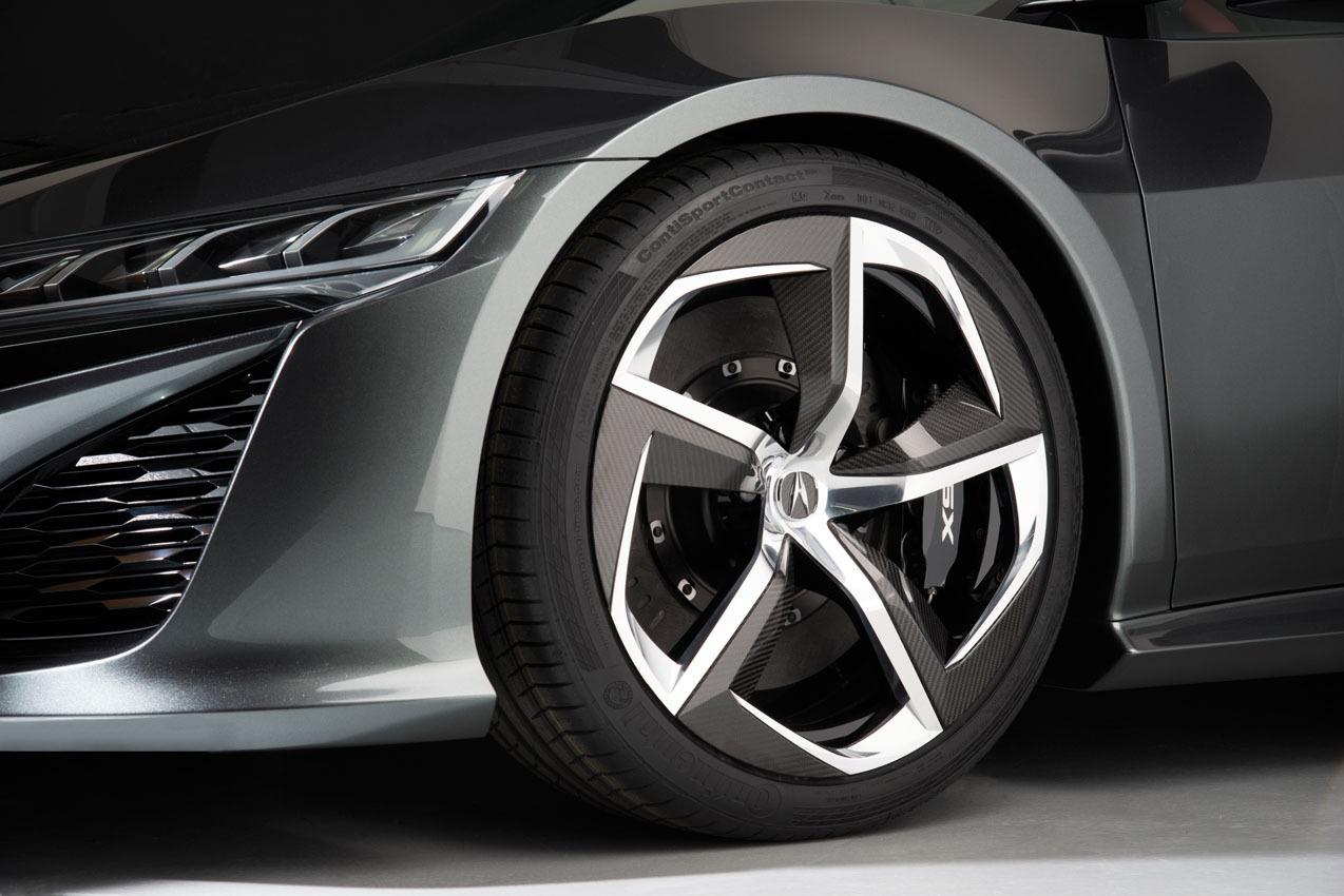 Foto de Honda NSX Concept (5/11)