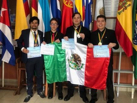 Oro, plata y bronce para México en Biología; el país acumula 49 medallas en la historia de la Olimpiada Iberoamericana de Biología