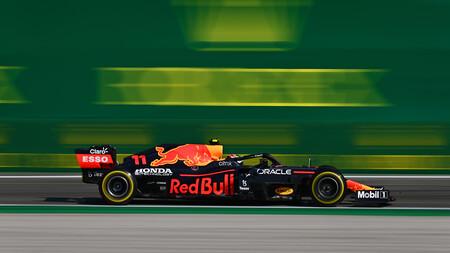 Perez Italia F1 2021 2