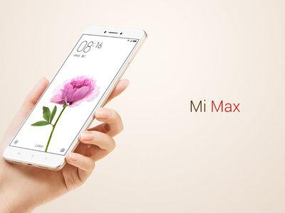 Phablet Xiaomi Mi Max 64GB por 217 euros y envío gratis en Geekbuying