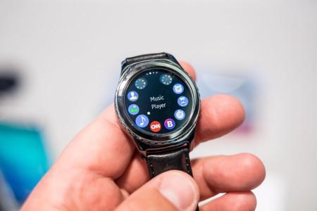 Samsung Gear S2 Classic In Ifa 2015 2