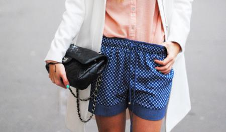 Print shorts 2