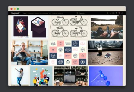 En Rawpixel encuentras imágenes, arte y recursos de diseño gratuitos y libres de uso