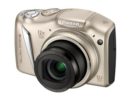 Canon Powershot SX130IS, la nueva Bridge de Canon
