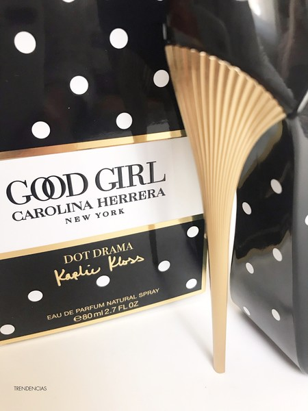 Good Girl Carolina Herrera Dot Drama 4