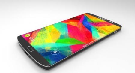 Samsung Galaxy S6 concepto